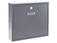 Yale Locks YAL200030 - Georgia Postbox Stainless Steel