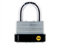 Yale Locks YALY12560 - Y125 60mm Laminated Steel Padlock