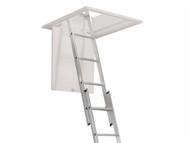 Zarges ZAR101399 - Aluminium 2 Part Loft Ladder