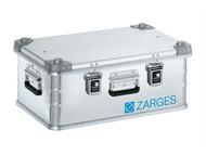 Zarges ZAR40568 - K470 Aluminium Case 550 x 350 x 220mm (Internal)