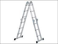 Zarges ZAR42381 - Multi-Purpose Ladder 2 x 3 & 2 x 4 Rungs