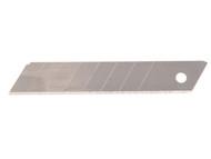 IRWIN IRW10504561 - Snap-Off Blades 18mm Pack of 5