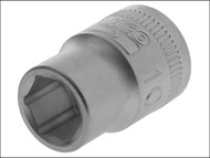 Bahco BAH14SM13 - Hexagon Socket 1/4in Drive 13mm