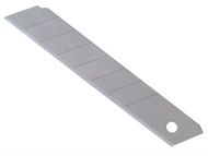 Personna PSA660372 - Snap-Off Blades 18mm Pack of 5