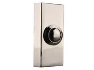 Byron BYR2204BC - 2204BC Wired Bell Push Chrome