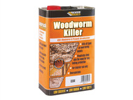 Everbuild EVBLJWORM05 - Woodworm Killer 5 Litre