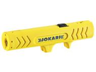 Jokari JOK30120 - Universal No.12 Round Wire Stripper (8-13mm)