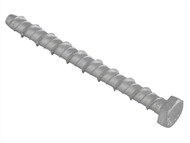 Forgefix FORLGB10150M - Lightning Bolt Hex Head M10 x 150mm Box 10