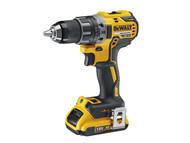 DEWALT DEWDCD791D2 - DCD791D2 Brushless Compact Drill Driver 18 Volt 2 x 2.0Ah Li-Ion