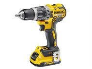 DEWALT DEWDCD796D2B - DCD796D2B XR Brushless Hammer Drill 18 Volt 2 x 2.0Ah Bluetooth Li-Ion