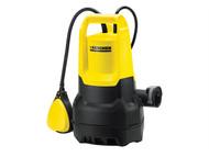 Karcher KARSP3 - SP3 Submersible Dirty Water Pump 350 Watt 240 Volt
