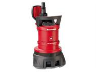 Einhell EINGEDP5220 - GE-DP 5220 LL ECO 2-In-1 Clean & Dirty Water Pump 520 Watt 240 Volt