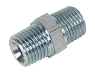 "Sealey AC12 Double Union 1/4""BSPT Pack of 5"