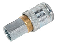 "Sealey AC22 Coupling Body Female 1/2""BSP"