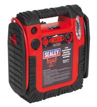 Sealey RS131 RoadStartå¬ Emergency Power Pack 12V 900 Peak Amps