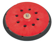 "Sealey AK290 Universal Dust-Free Hook & Loop DA Backing Pad åø150mm x 5/16""UNF"