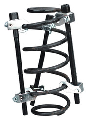 Sealey AK384 Coil Spring Compressor 3pc with Safety Hooks