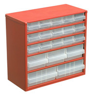 Sealey APDC20 Cabinet Box 20 Drawer