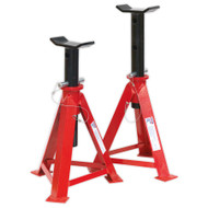 Sealey AS7500 Axle Stands (Pair) 7.5tonne Capacity per Stand