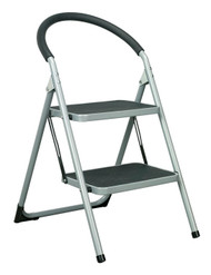 Sealey ASL2 Step Stool 2-Tread 150kg Capacity EN14183