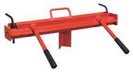 Sealey DF600 Sheet Metal Folder Vice Mounting 600mm