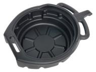 Sealey DRP02 Oil/Fluid Drain Pan 7.6ltr