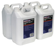 Sealey HJO/5L Hydraulic Jack Oil 5ltr Pack of 4