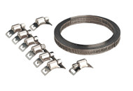 Sealey JC97 Hose Clip Set Self-Build 8mm Band Width