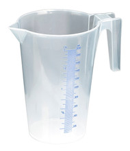 Sealey JT2000 Measuring Jug Translucent 2ltr