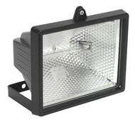 Sealey MD500C Floodlight with Wall Bracket 400W/230V Tungsten/Halogen C-Class