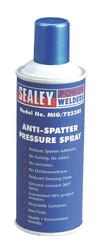 Sealey MIG/722308 Anti-Spatter Pressure Spray 300ml