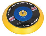 """Sealey PTC/150SA DA Backing Pad for Stick-On Discs åø145mmÌ_5/16""""UNF"""