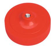 Sealey PTC/CH/M14-R Buffing & Polishing Foam Head åø150 x 50mm M14 x 2mm Red/Ultra Soft