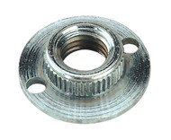 "Sealey PTC/LN/5/8 Pad Nut for åø170mm Backing Pad 5/8""UNC"