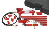 Sealey RE97/4 Hydraulic Body Repair Kit 4tonne Snap Type