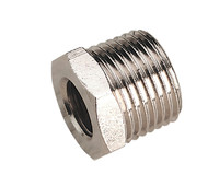 "Sealey SA1/1214F Adaptor 1/2""BSPT Male to 1/4""BSP Female"