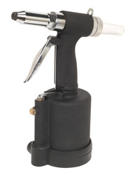 "Sealey SA314 Air Riveter 1/4"" Steel Aluminium & Stainless Steel Rivets"