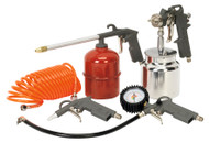 Sealey SA33/S Air Accessory Kit 5pc