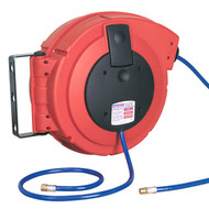 Sealey SA894 Retractable Air Hose Reel HD Mechanism 15mtr åø8mm ID - PU Hose