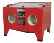 Sealey SB951 Shot Blast Cabinet with Gun 640 x 490 x 490mm