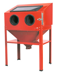 Sealey SB973 Shot Blasting Cabinet 890 x 570 x 1380mm