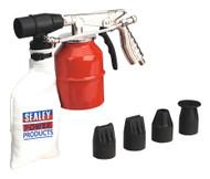 Sealey SG12 Recirculating Sand Blasting Kit Extra Heavy-Duty