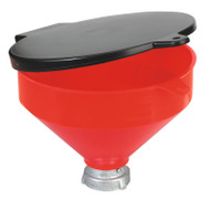 Sealey SOLV/SF Solvent Safety Funnel with Flip Top