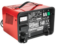Sealey SUPERBOOST140 Starter/Charger 140/21Amp 12V 230V