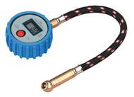 Sealey TST/PG981 Tyre Pressure Gauge Digital with Leader Hose & Quick Release