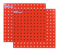 Sealey TTS05 PerfoTool Storage Panel 500 x 500mm Pack of 2