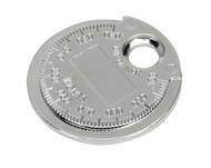"Sealey VS119 Spark Plug Gapper Circular Ramp Type 0.6-2.4mm (0.020"" to 0.100"")"