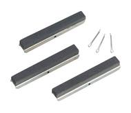 Sealey VS1621 Stone 75mm Medium for VS162 Pack of 3