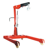 Sealey WD302 Fixed Frame Industrial Crane 3tonne