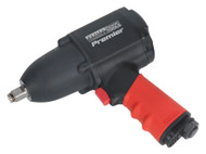 "Sealey SA6001 Air Impact Wrench 1/2""Sq Drive Pin Clutch"